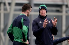 How Paul O'Connell might go about resolving Ireland's lineout issues