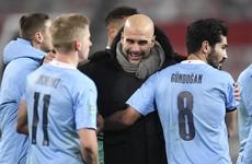 Pep Guardiola dedicates Manchester City's semi-final win to Colin Bell