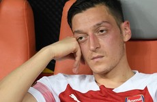 Arsenal exit for Ozil could be 'best solution', says Arteta