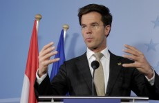 Irish bailout could sink delicate Dutch ruling coalition