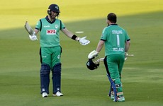 Stirling stars with unbeaten century but Ireland suffer first-ever ODI defeat to UAE