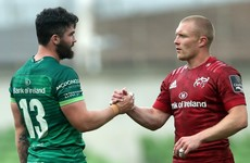 Connacht bid to back up Leinster win against strong visiting Munster side