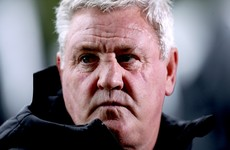 Steve Bruce questions morality of playing football amid virus spike