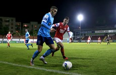 Shelbourne forward joins Livingston while 22-year-old UCD striker links up with Reds
