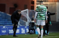 Celtic hit out at 'vile' anti-Semitic online slurs aimed at Bitton after red card in Rangers defeat