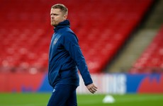 Damien Duff leaves Stephen Kenny's backroom team