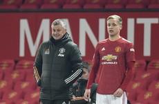 €39 million man Donny Van De Beek reassured by Manchester United