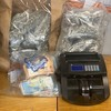Man arrested after €65,750 in cash and €40,000 in suspected cannabis seized