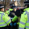 Twelve arrested at anti-lockdown protest in London