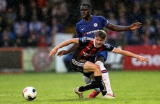 Bohs' precocious teenage striker Evan Ferguson joins Brighton