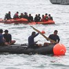 Indonesia plane crash: Black boxes found in Java Sea along with human remains and parts of wreckage