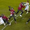 Brady steers Buccaneers to long-awaited playoff win, Rams beat Seahawks in bruiser