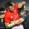 Munster feel 'lucky' to come away with win after late scare against Connacht