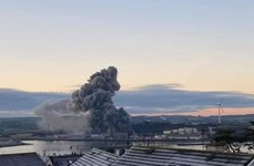 More fire crews join operation at site of Cork Port blaze