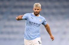 Isolating Aguero adds to Man City's Covid absentees