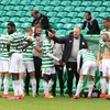 Celtic manager and 13 first-team players to miss tonight's game with Hibs due to Covid-19 case