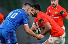Munster's huge clash with Leinster at Thomond Park confirmed for 23 January
