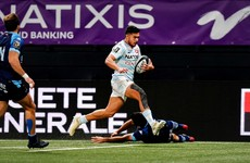 Racing wing Taofifenua among three uncapped players in French Six Nations squad