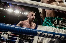 Frampton finally lands shot to become first ever three-weight world champion from these shores