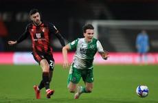 League debut for Irish U21 international McNamara as Millwall hold high-flying Bournemouth