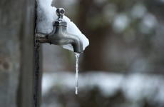 People in Dublin asked to conserve water and check for leaks following recent cold snap