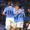 Foden goal sends Man City past battling Brighton and into third