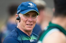 Connacht hoping to extend head coach Friend's contract into next season