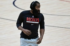 Harden joining Durant and Kyrie at Brooklyn Nets after blockbuster 4-team NBA trade
