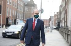 Whip restored to three Fianna Fáil senators who attended Oireachtas golf dinner last August