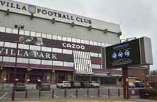 Second postponement in a week for Aston Villa as Everton match falls victim to Covid-19