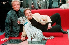 Siegfried Fischbacher of Las Vegas illusionist act Siegfried & Roy has died aged 81