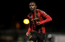 Striker Wright fails to impress on trial at Kilmarnock after leaving Bohemians