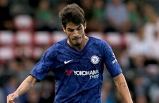 After just 3 senior appearances, Chelsea's longest-serving player leaves club