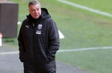 Sam Allardyce: I can't promise players won't hug if they score