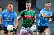 Dublin duo and Mayo attacking star to battle it out for the 2020 Footballer of the Year award