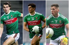 Mayo trio to contest Young Footballer of the Year award as nominees revealed
