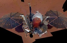 Mars digger declared defunct after failing to burrow into planet