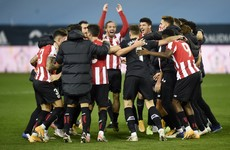 Bilbao stun Real Madrid to reach Super Cup final