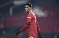 Marcus Rashford says Jose Mourinho helped him become spot-kick 'savvy'