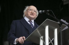 President Higgins says State 'must bear primary responsibility' for mother and baby homes