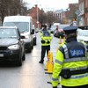 """Gardaí appeal for people to """"stay at home"""" this weekend"""