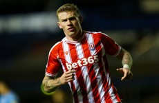 Stoke chief 'very disappointed' after James McClean's alleged Covid-19 breach
