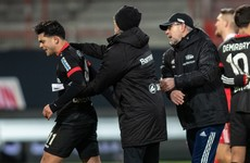 Racism allegation overshadows Bundesliga clash