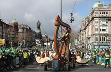 Taoiseach says St Patrick's Day parades won't take place this year