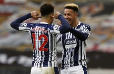 Robinson leads the line as West Brom seal Black Country derby victory