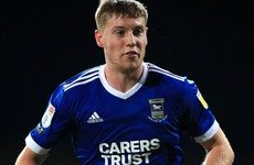 Ireland U21 defender the hero for Ipswich Town with first career goal
