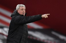 Steve Bruce will not throw the towel in on Newcastle job