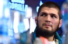 Dana White says Khabib is considering making a return to UFC