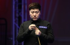 Yan Bingtao beats defending champ Bingham to book Masters final spot