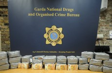 Man arrested and €117,000 cash seized in organised crime investigation
